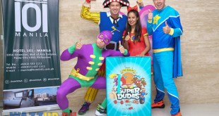 Stevie Nicholson of Hi 5 Returns to Philippines as Super Stevie of Superdudes-3859