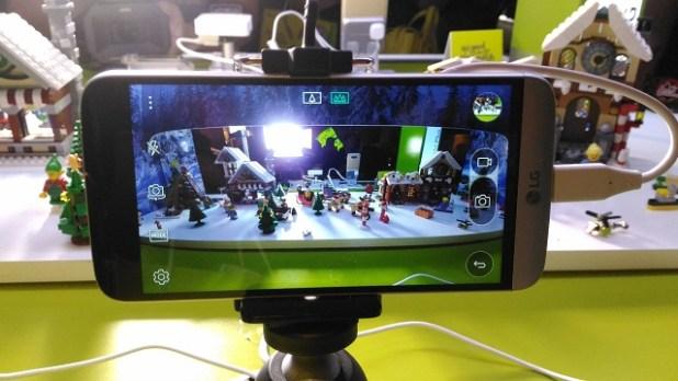 LG G5 Wide Angle Camera