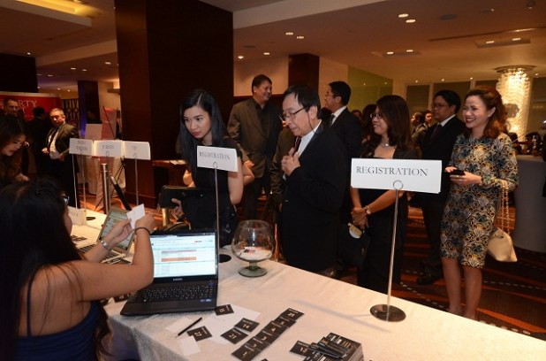The Philippines Property Awards 2016 at the Fairmont Makati was attended by more than 200 C-level executives and top real estate professionals.