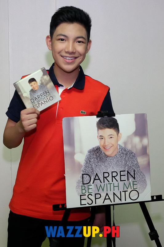 Darren Espanto Be With Me Album and Concert-8727