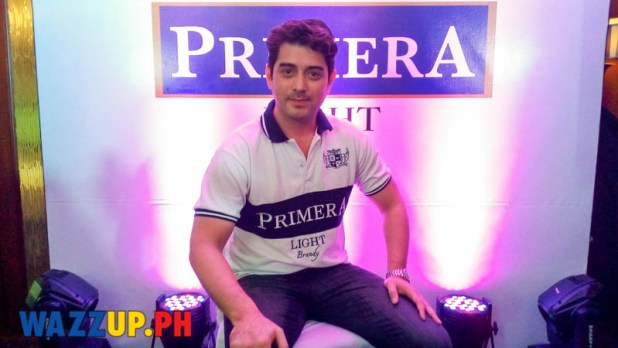 Ian Veneracion Primera Light Brandy-2