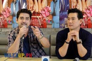 The Achy Breaky Heart Movie blogcon  with Ian Veneracion Richard Yap Jodi Sta Maria-9812