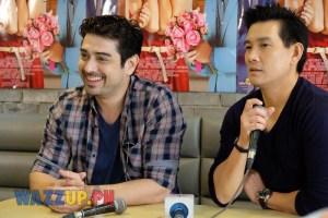 The Achy Breaky Heart Movie blogcon  with Ian Veneracion Richard Yap Jodi Sta Maria-9839