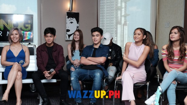 TUNOG STAR MAGIC BLOGCON with Maris, Loisa, Ylona, Bailey, Marion, Kristel and more