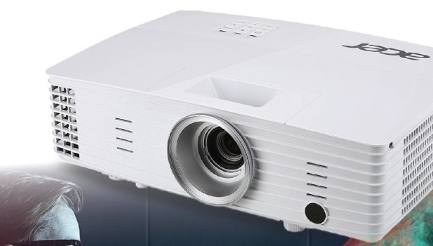 Acer P1185 DLP Projector Trade in Promo