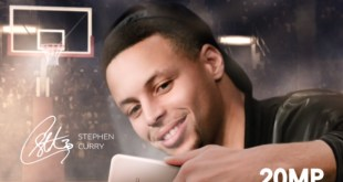 Stephen Curry 20MP dual front camera V5 Plus