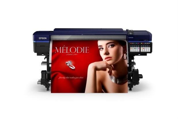 large format printer, dye sublimation, Epson