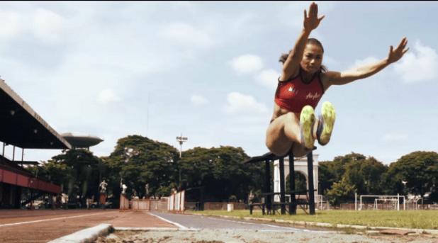 4-time SEA Games Gold Medalist Marestella Torres-Sunang