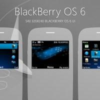 Nokia C3-00 themes Blackberry Os6 style