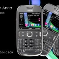E6 Symbian Anna style theme X2-01 C3-00 320x240 s40
