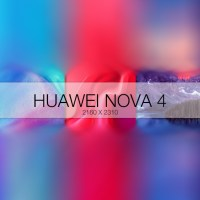Huawei nova 4 stock wallpaper high res 2160x2310