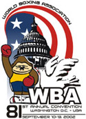 WBA 81st Annual Convention Washington D.C. 2002