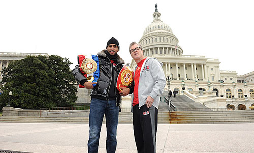 Amir Khan's DC Photo Tour