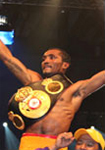 "Anselmo ""Chemito"" Moreno WBA Champion - Honorable Mention"