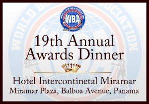 Vuelve la Cena Anual de Premiación de la AMB y Panamá será la sede