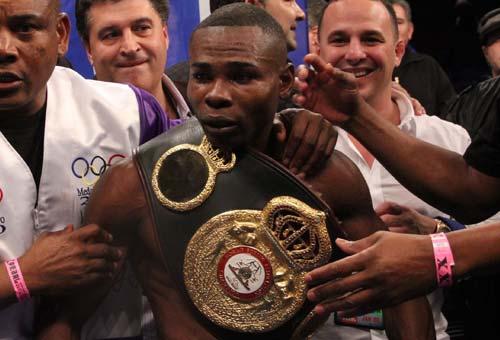 Guillermo Rigondeaux es el boxeador del mes