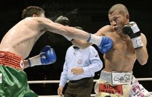Koki Kameda retiene en Japón / Despachó a Ruiz por decisión dividida