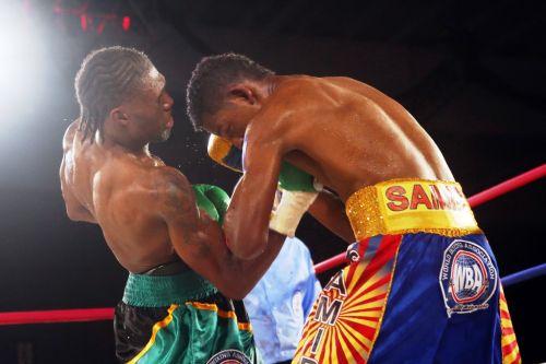 Nicholas Walters new WBA Featherweight champion