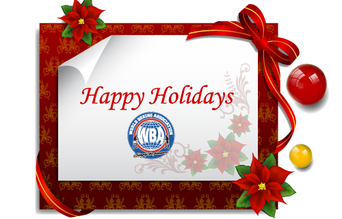 The WBA wishes you happy holidays