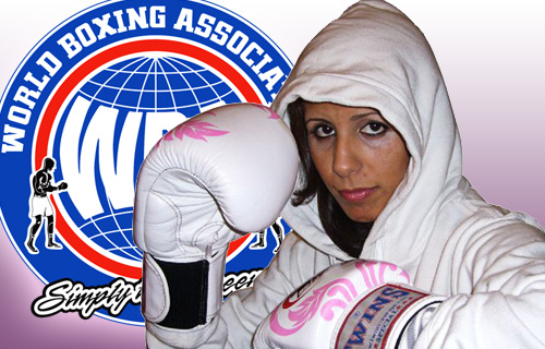 Sanae Jah is Susi Kentikian new opponent / WBA women Interim Flyweight title fight