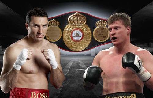 WBA gives special permission to Klitschko but ratifies his mandatory against Povetkin