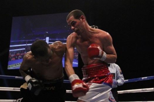 Champion Richard Abril is the fighter of the month for the WBA