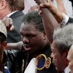 Denis Lebedev, Guillermo Jones, Don King