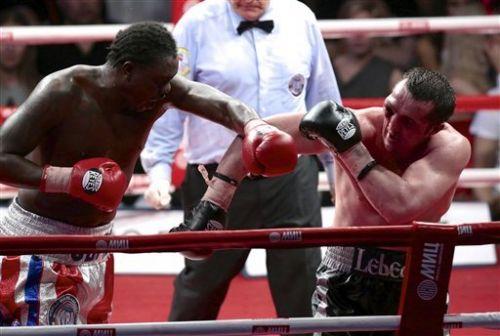 Jones wins war against Lebedev; Povetkin destroys Wawrzyk; Grady Brewer demolished