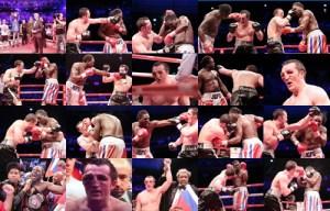PHOTO GALLERY: Jones vs Lebedev | WBA Cruiserweight Title at Moscow, Russia