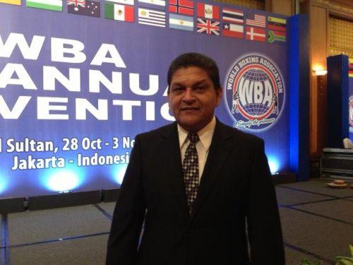 Interview with Gustavo Padilla - WBA International Judge