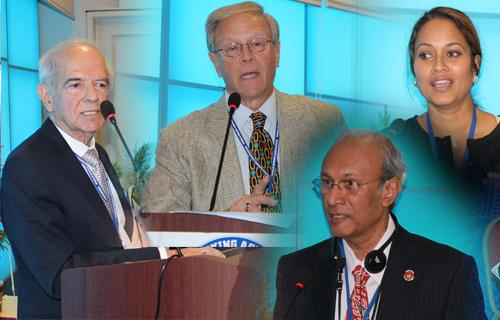 Se cumplió con el Seminario Médico en 92 Convención de la AMB en Lima