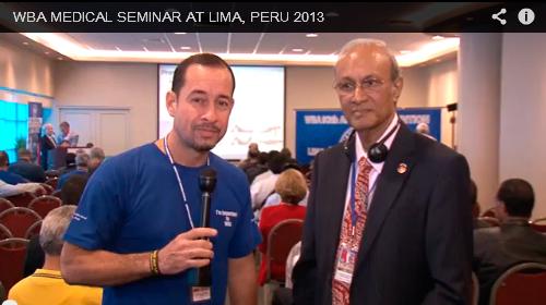Video: WBA Medical Seminar in Lima, Peru