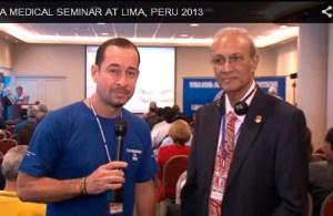 WBA Medical Seminar in Lima, Peru