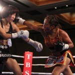 Anabel Ortiz - Hye Soon Park World Title Fight