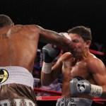 Golovkin - Stevens WBA Championship Title