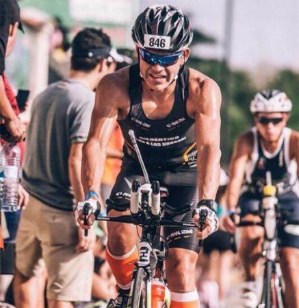 Mendoza en Ironman por KO Drugs