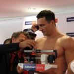 Photos: Klitschko - Leapai Weigh-in