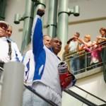 Klitschko, Leapai Massive Open Workout Gallery