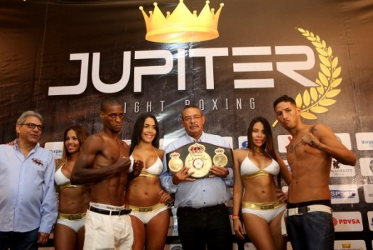 """Weigh-in done and everything is  ready for """"The Challenge"""""""