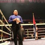 Abril vs Tatli - Referee Steve Smogger