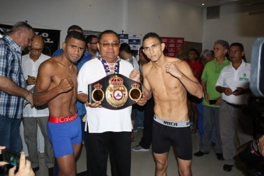 Photos: Everybody is ready in Barranquilla for the WBA  XXX KO drugs