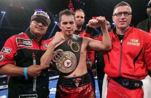 Nonito Donaire WBA Featherweight Super Champion