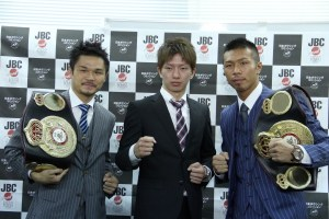 WBA Tripleheader on Year-End Show in Japan