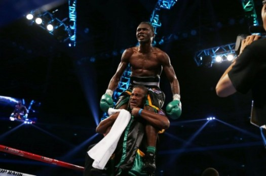 Nicholas Walters to face Miguel Marriaga on June 13