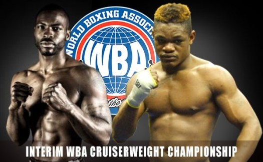 Kalenga and Daley in weight