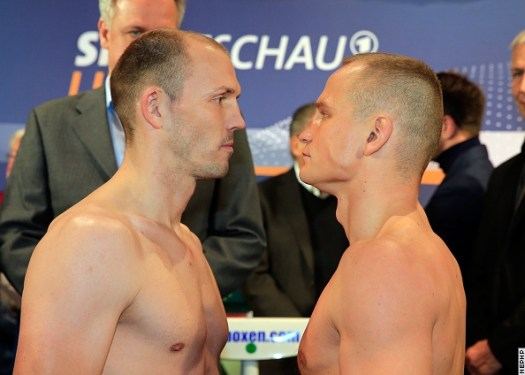Photos/Weights: Braehmer-Glazewski
