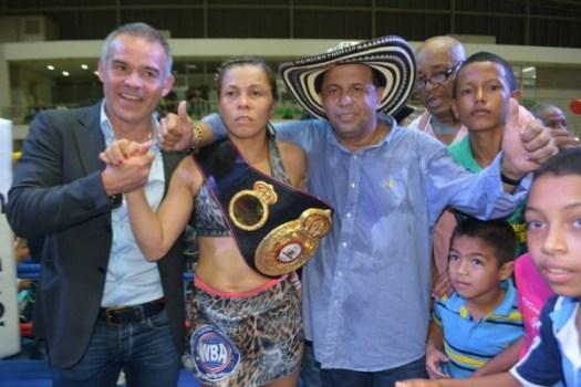 "Fotos: Liliana – Alys, a battle to sound of ""Porro"" in Cereté"