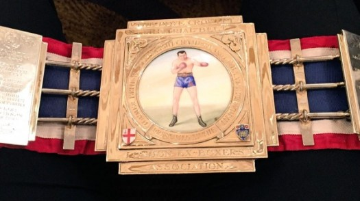 Scott Quigg honored by London Ex Boxers Association