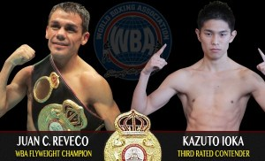 Reveco vs Ioka passed the medical check-up