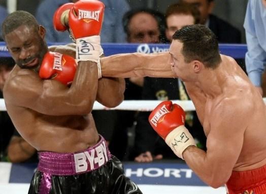 Klitschko defeats Jennings by decision